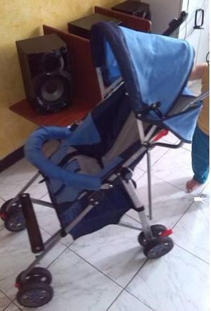 Coche Paragua Marca Bebesitos 3 Posiciones. En Buen Estado