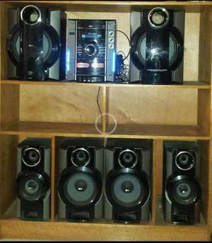 Equipo De Sonido Lg Con Puerto Usb Y Control