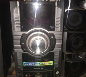 Equipo De Sonido Marca Sony Genezi