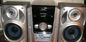 Equipo De Sonido Panasonic Sa Ak240 En Perfecto Estado!