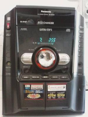 Equipo De Sonido Panasonic Sa-ak340