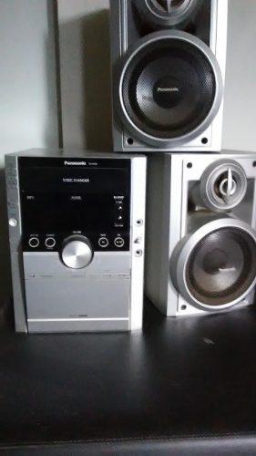 Equipo De Sonido Para El Hogar Marca Panasonic