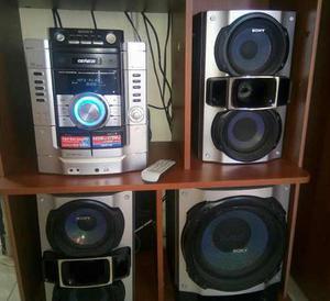 Equipo De Sonido Sony Genezi 5100w