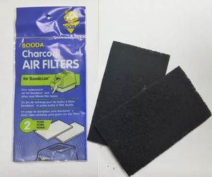 Filtro Universal De Carbón Para Areneros Medidas 9 X 15 Cm