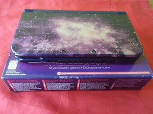 Nintendo 3ds Xl Galaxy Style Como Nuevo Oferta