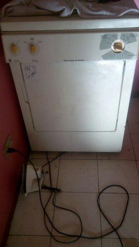 Rematando Secadora General Electric Usada 12 Kilos