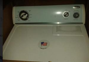 Secadora Whirlpool 15 Kilos Americana