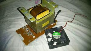 Transformador Para Equipo De Sonido Sony Mas Fatcooler