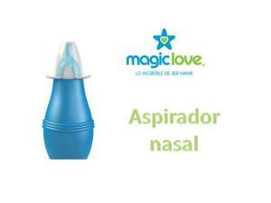 Aspirador Nasal Magic Love