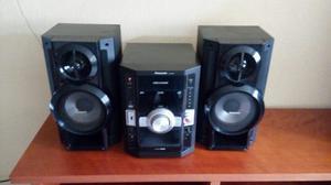 Equipo De Sonido Panasonic Sa-ak570