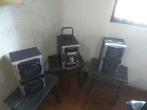 Equipo De Sonido Sony Hcd Ec 77