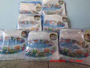 Piscina Intex Inflable, 132 Mts X 0.28 Mts, En Pto Fijo