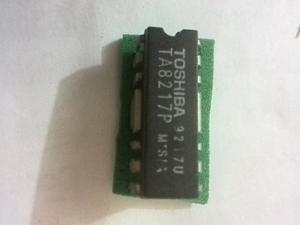 Toshiba Tap Dual Audio Amplificador De Potencia