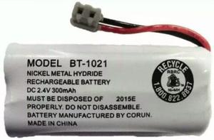 Bateria Para Telefono Inalambrico Modelo 1021
