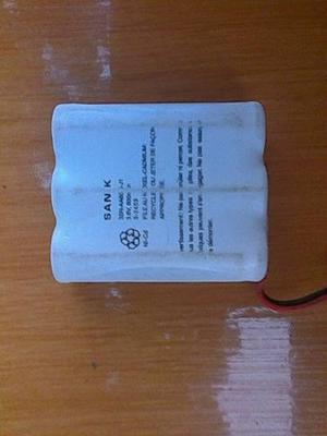 Bateria Telefono Inalambrico