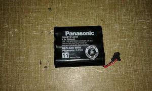 Bateria Teléfono Inalámbrico Panasonic 3.6v 600mah 2d