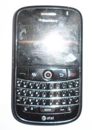 Blackberry Bold 1 9000 Para Reparar O Repuesto / Carcasa