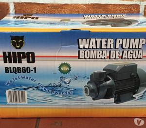 Bombas para tanque de agua marca Hipo