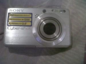 Camara Fotografía Digital Sony Cebershot De 7.2 Mp