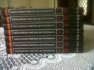 Colección De Libros De Fotografía