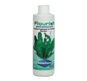 Fluorish Potassium Plantas De Seachem, 250 Ml