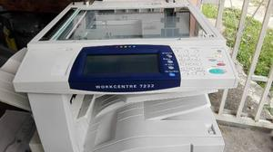 Fotocopiadora E Impresora Xerox Workcentre  A Color