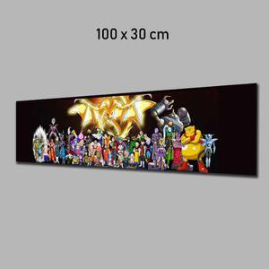 Fotografia Dragon Ball En Alta Resolución Banner O Lona 100