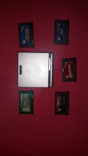 Game Boy Advance Sp, Juegos Y Accesorios Dreamgear
