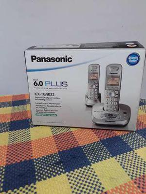 Juego De Telefonos Inalambricos Panasonic