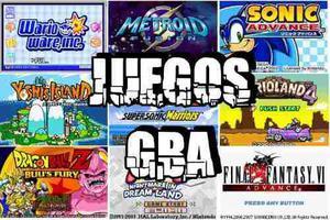 Juegos Para El Emulador De Gba