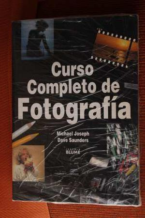 Libro Curso Completo De Fotografia