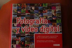 Libro Fotografia Y Video Digital