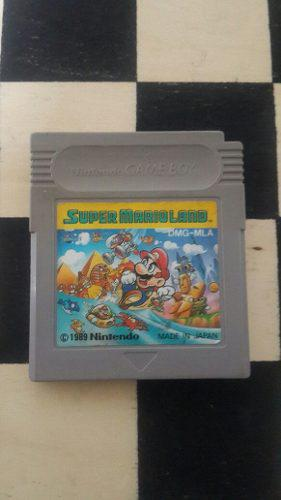 Oferta Juego Clasico De Super Mario Land Para Game Boy
