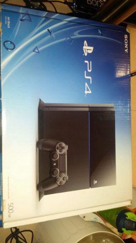 Playstation 4 Ps4 500gb 2 Juegos 1 Control En Valencia