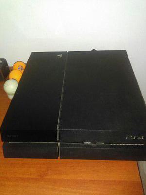 Ps4 Playstation 4 500gb En Su Caja, 2 Controles, 10 Juegos