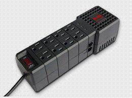 Regulador de Voltaje Smart 1000VA 8 tomas RJ45/RJ11 ACCE