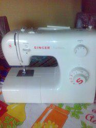 Se vende maquina de coser singer nueva en maturin