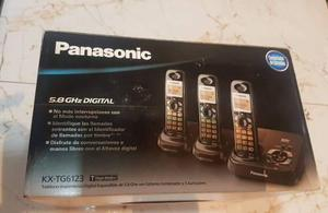 Telefono Inalambrico Digital Expandible 5.8 Ghz