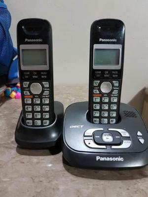 Telefonos Panasonic Inalámbricos Kx-tg4022
