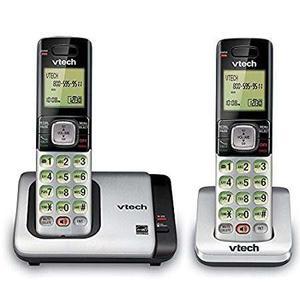 Teléfono Inalambrico Vtech Cs6719-2. Con Auxiliar