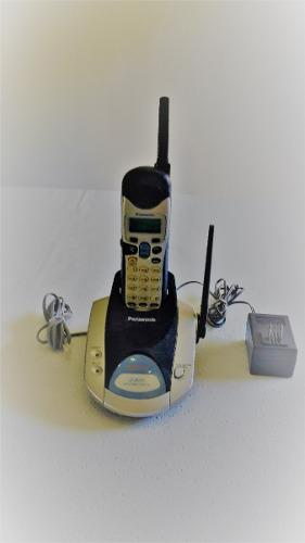 Teléfono Inálambrico Digital Panasonic De 2.4 Ghz
