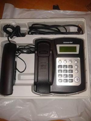 Teléfono Local Inalambrico Axesstel Ojo:se Escucha Oferta