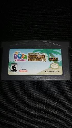 Vengo Excelente Juego De Game Boy Advance Dora Exploradora