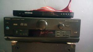 Amplificador Marca Technics Modelo Sa-dx750 Tuner