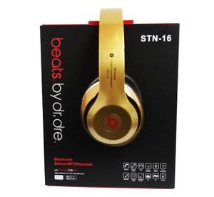 Audifono Beats Studio Stn-16 Micro Sd Mp3 Bluetooth