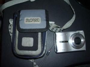 Camara Digital Olympus X-840 8 Mp 5x Con Memoria 1g Y Forro
