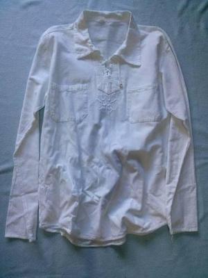 Camisa De Caballero Usada Talla M