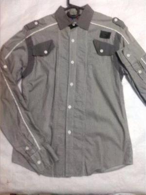 Camisa Para Caballero Talla M (como Nueva 1 Solo Uso)