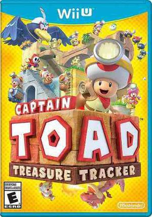 Capitan Toad Wii U Digital + Pack De Juegos, Sin Baneo