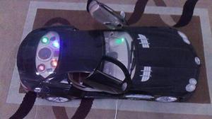 Carro A Control Remoto Tipo Mercedes Benz, 3 Velocidades
